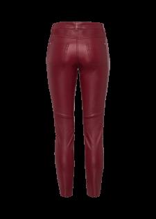 Lederhose mit Teilungsnaht
