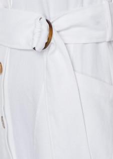 Blusenkleid aus Twill