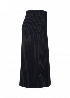Wickelrock mit Streifen
