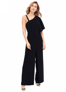 Jumpsuit mit Cold-Shoulder