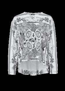Sweatshirt mit Grafikprint