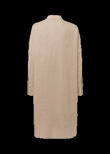 Leichtes Blusenkleid aus Leinen
