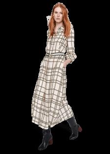 Kleid mit Alloverprint