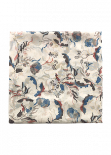 Tuch mit Flower Print
