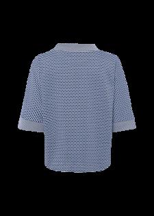 Shirt im Karodesign