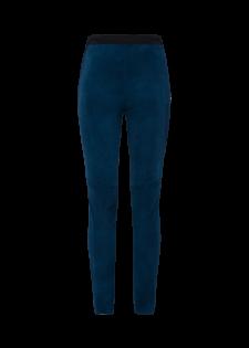 Lederhose mit Slim-fit