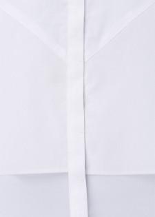 Bluse in Lagen-Optik