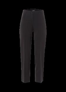 Slim-fit Hose mit Zierschlitz