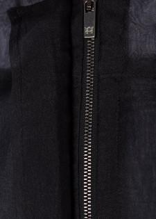Blusenjacke mit Zipper