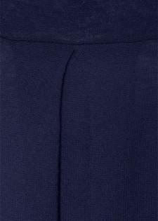 Strickjacke im verschlusslosen Design