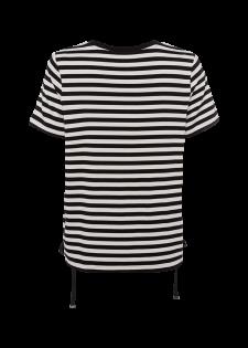 T-Shirt im Mustermix