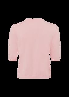 Basic Pullover mit 1/2-Ärmeln