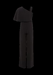 Jumpsuit mit Cold-Shoulder