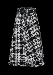Wollrock mit RIANI-Gürtel