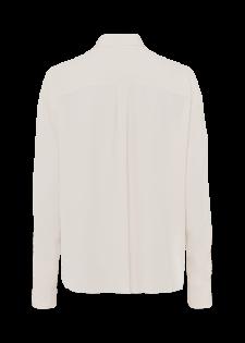 Bluse aus Chiffoncrêpe