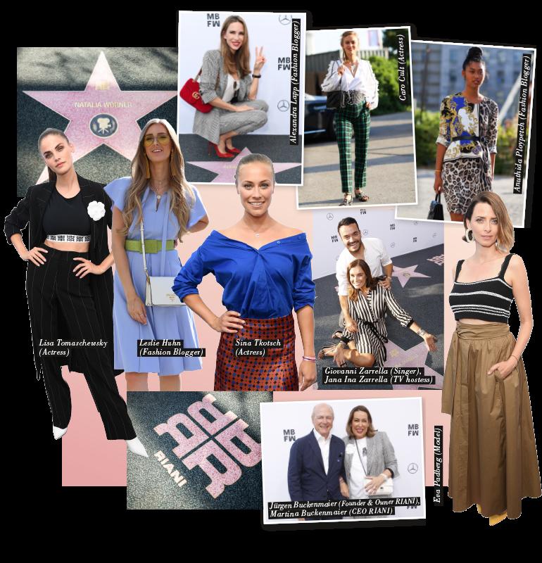 INSPIRATION | RIANI Fashion Show Berlin