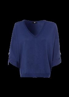 Pullover aus Merino-Feinstrick