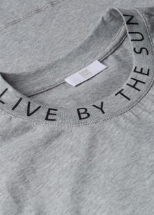 Kurzarmshirt mit Wording-Print