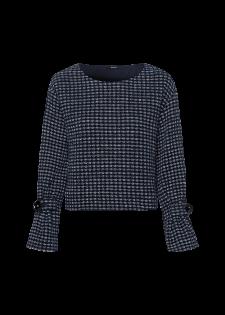 Elegantes Strickshirt