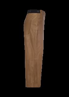 Culotte aus Leder