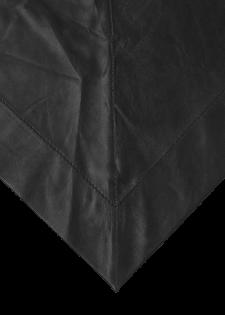 Dreieckiges Ledertuch