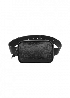 Belt Bag aus Leder