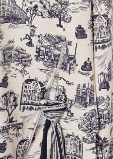 Sweatshirt mit Nostalgie-Print