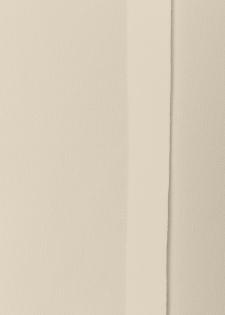 Semitransparentes Top mit Faltendetail