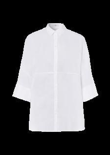 Modische Hemdbluse