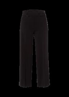Wide-leg Pants mit Details