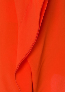 Bluse im Kaftanstil