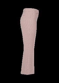 Elegante Hose im Karo-Look