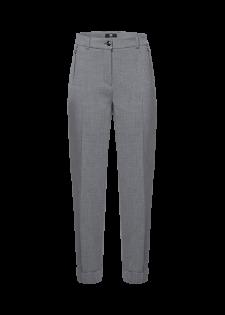 Hose mit elastischen Bündchen