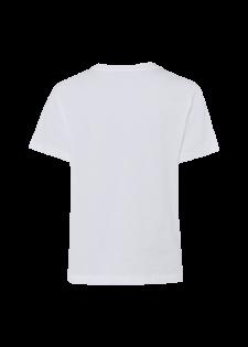 T-Shirt mit Frontmotiv
