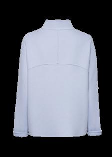 Wärmende Jacke aus Woll-Mix