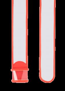 Gürtel im Transparent-Look