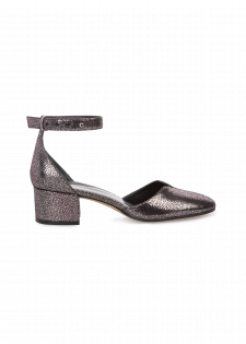 Slingpumps Metallic