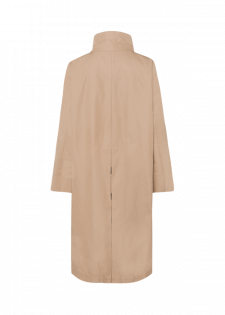 Mantel im Caban-Stil