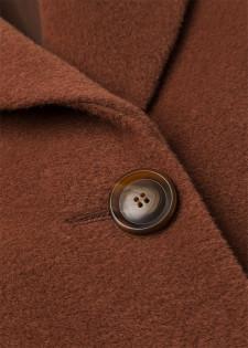 Mantel aus Alpakamix