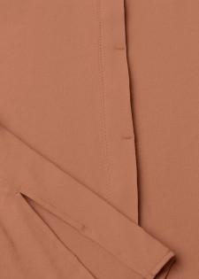 Bluse mit Retro-Details