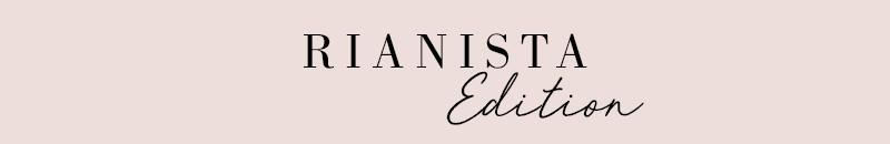 RIANISTA Edition