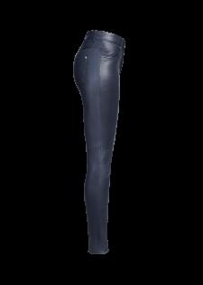 Lederhose Dana im body-fit