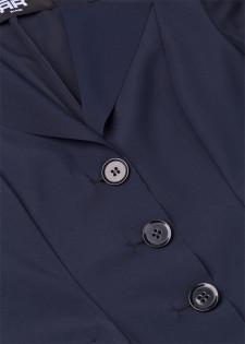 Jerseyblazer im klassischen Look
