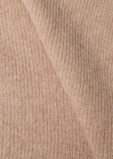 Wollpullover mit Raglanärmeln