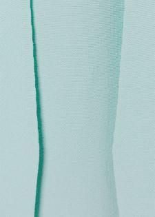 Strickjacke in verschlussloser Form