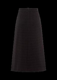 Karorock mit Kellerfalte