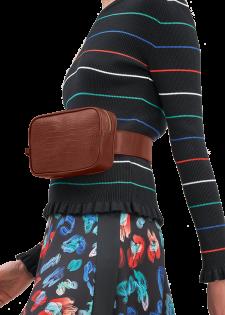 Belt Bag aus Leder